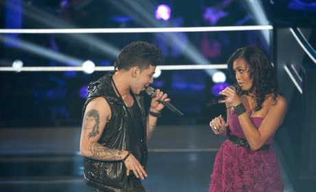 Jonathas and Ashley De La Rosa Battle