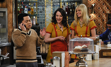 2 Broke Girls Review: Law & Order