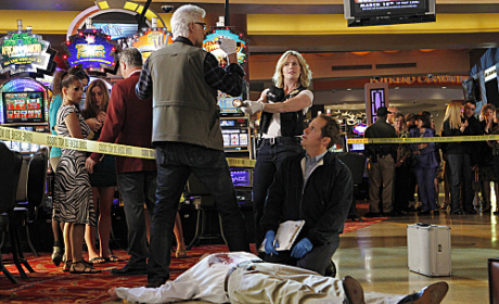 CSI Review: Fill My Eyes With Double Vision