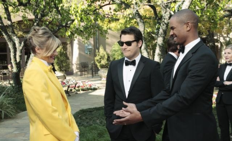 Happy Endings Season Finale Pic
