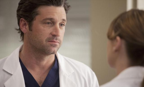 Grey's Anatomy Burning Question: How Do Meredith and Derek Respond?