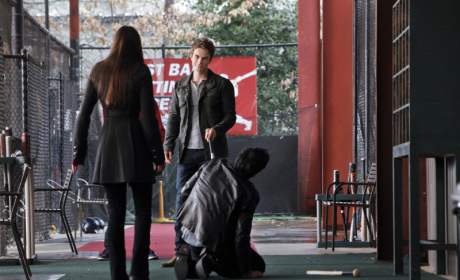 The Vampire Diaries Episode Pics: Batters Up!