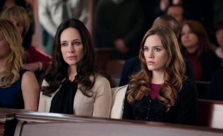 Revenge Review: Straight To Hell