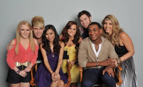 American Idol Top 7 Photo