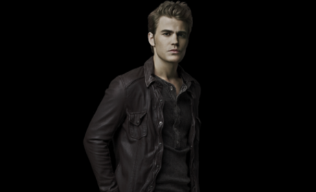 Paul Wesley Promotional Picture