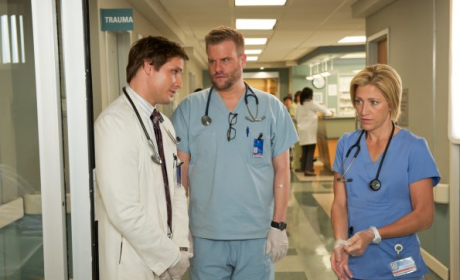 Nurse Jackie Review: Taking Moral Inventory