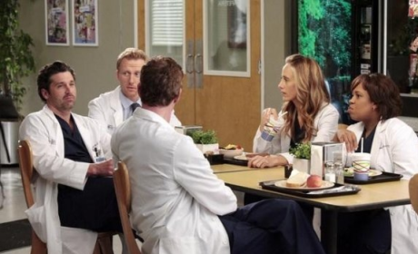 Grey's Anatomy Caption Contest 312