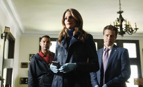 Beckett, Espo and Ryan