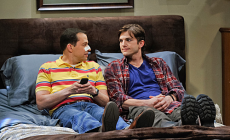 Two and a Half Men Review: Team Not Zoey