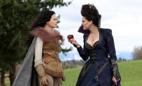 Once Upon a Time Review: The Fruits of Sacrifice