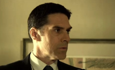Hotchner Worries Over a Copycat