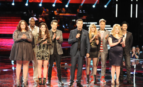 The Voice Semifinals Results: 60-40 I Forget The Whole Thing