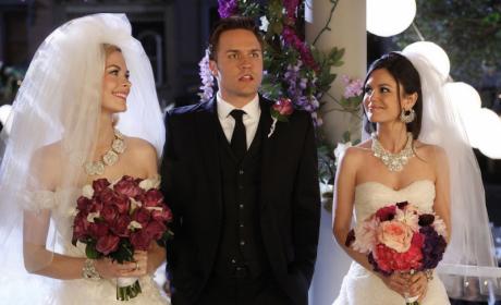Awkward Wedding Day