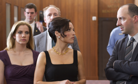 Veep Review: What the Chuck?