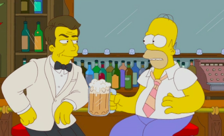 The Simpsons Review: Super-Sized Nelson