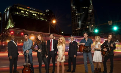 TV Ratings Report: Nashville Heads South
