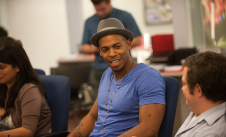 Necessary Roughness Exclusive: Mehcad Brooks on TK's Antics, Season 2 Drama