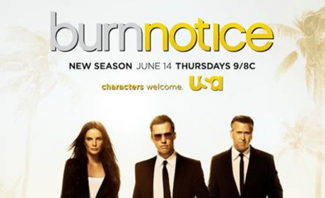 TV Fanatic Giveaway: USA Network Prize Pack, DVDs!