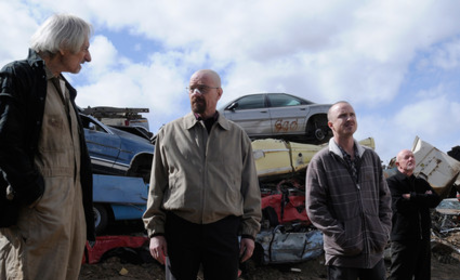 Breaking Bad Review: Because He Said So