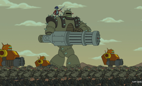 Futurama Review: The Obvious Candidate