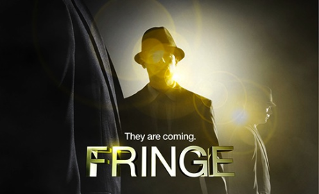 Fringe Season 5 Poster: Observers are Coming...