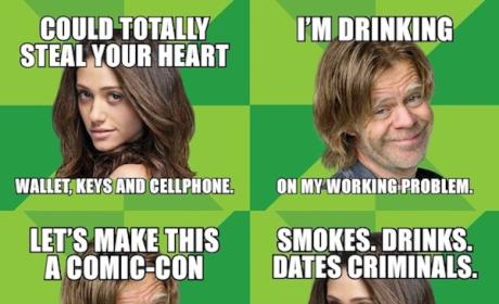 Shameless Posters