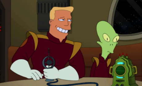 Futurama Review: The Battle of Paco's Tacos