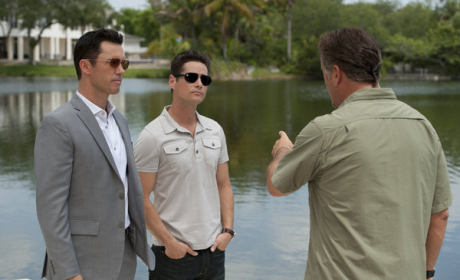 Burn Notice Review: The Cost of Freedom