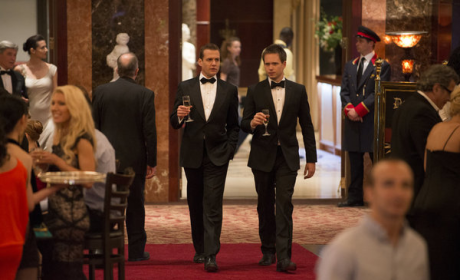 Suits Review: Young, Stupid, Sorry