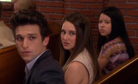 The Kids Attend Church