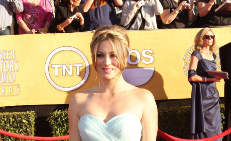 A Kaley Cuoco Picture