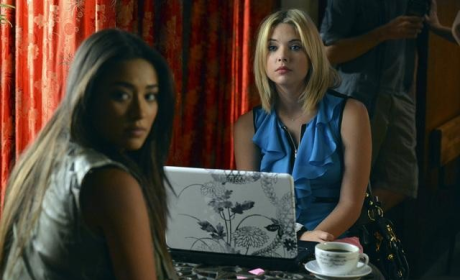 Pretty Little Liars Review: Cabin Fever