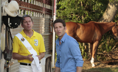 Royal Pains Review: Bucked Off