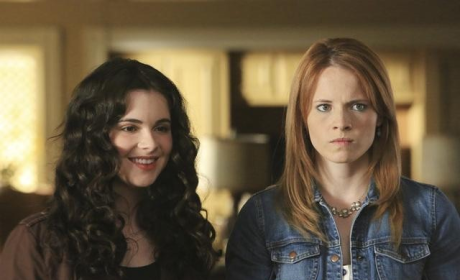 Katie Leclerc Previews Return of Switched at Birth