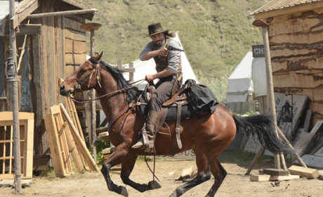 Hell on Wheels Review: Shoot 'Em Up