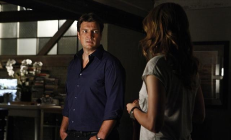 Castle Season Premiere: First Photos!