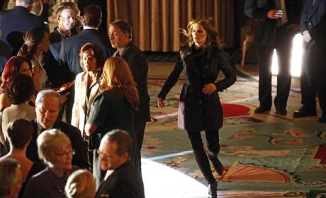 Beckett Runs!