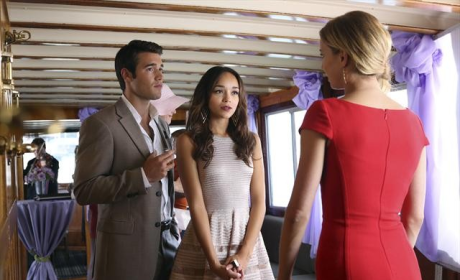 Revenge Spoilers: What is Daniel and Ashley's Deal?