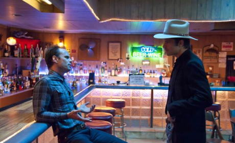 Justified Casting Notes: Problems with a Preacher?