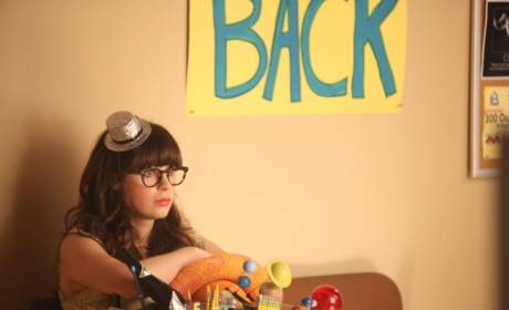 New Girl Season 2 Premiere Review: Playing With Fire