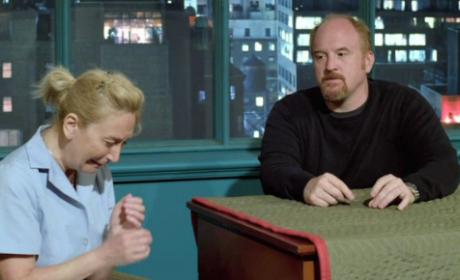 Louie Review: Every Secret Is A Lie