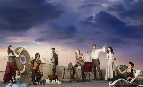 Once Upon a Time Cast Photo