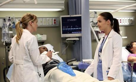 Meredith Grey: Like a Boss