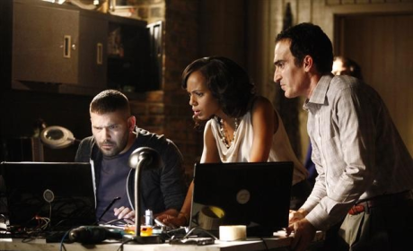Scandal Review: Tick Tock