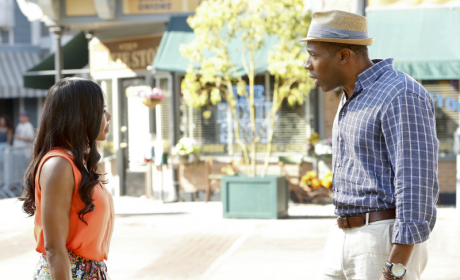 Hart of Dixie Interview: Cress Williams on Election Season, Complicated Sparks and More!