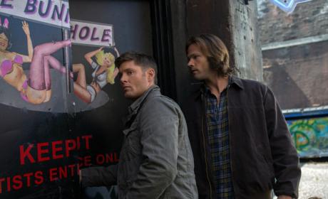 A Supernatural Investigation
