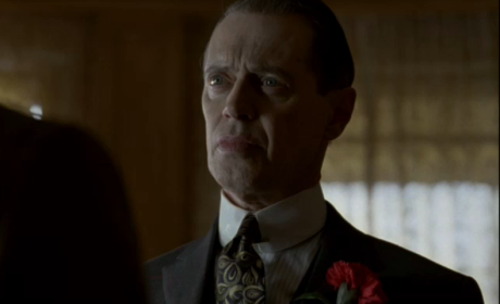 Boardwalk Empire Review: Barely Breathing