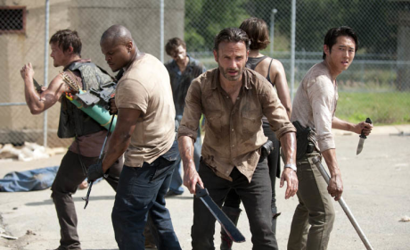 The Walking Dead Midseason Report Card: A