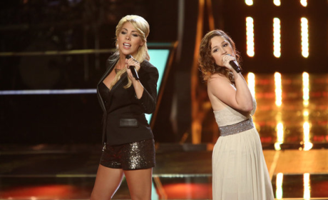 The Voice Review: Always a Good Time
