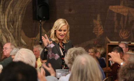 Parks and Recreation Review: Charm and Crabs